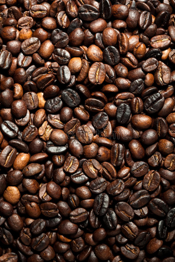 Download Coffee beans texture stock image. Image of brown, colombian - 13483399
