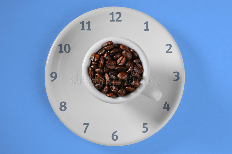 Coffee beans time