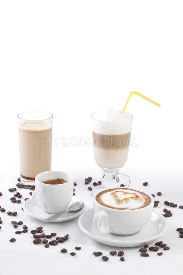 Download Coffee beverage stock photo. Image of mocha, cocoa, break - 32572292