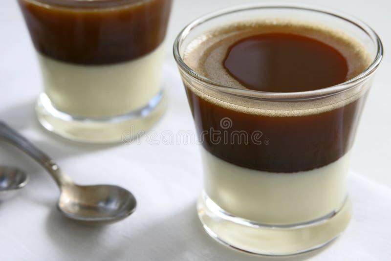Coffee Bon-Bon royalty free stock photography