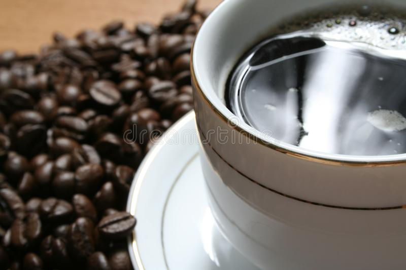 Download Coffee a break stock image. Image of drink, enliven, columbian - 1282787