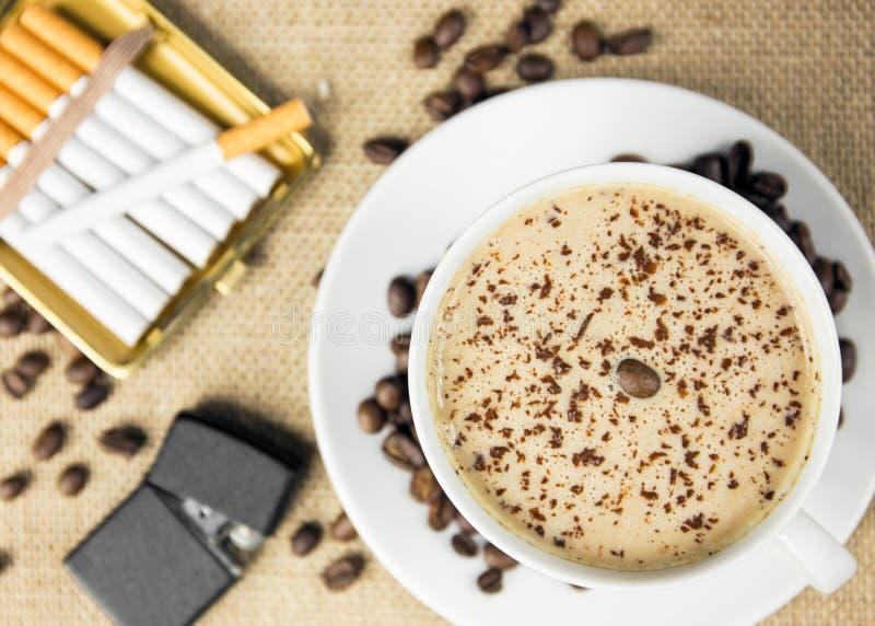 Download Coffee break stock image. Image of chocolate, depth, rustic - 39507299