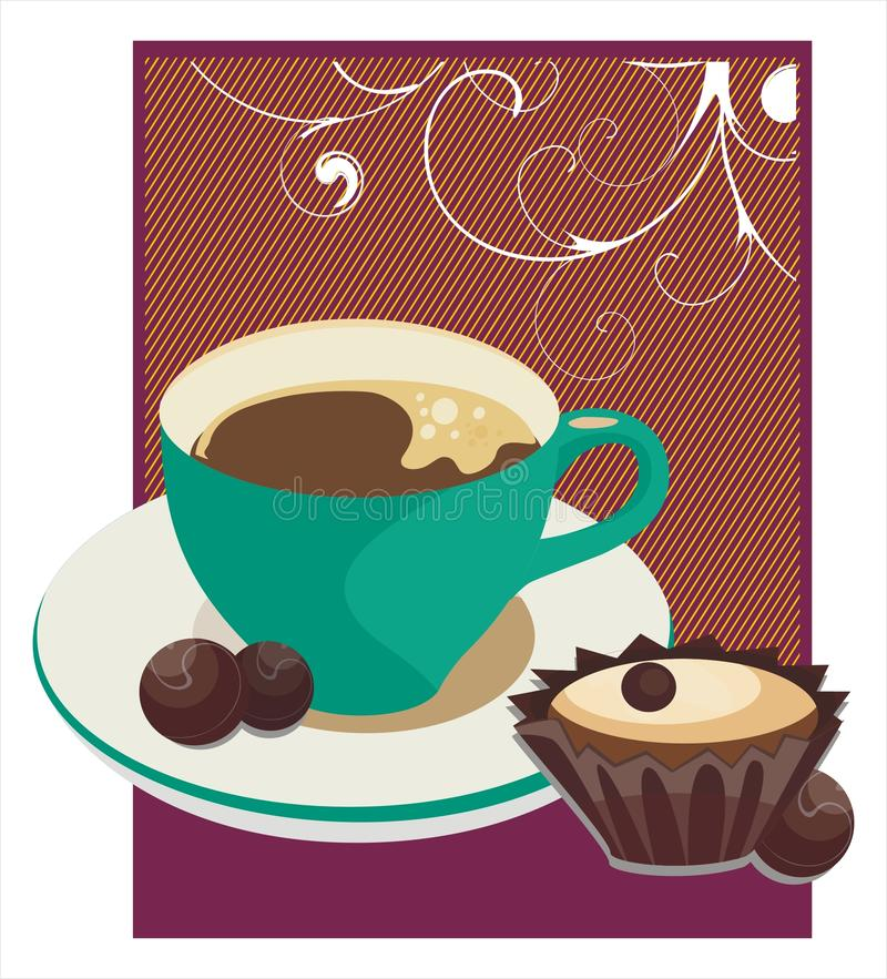 Download Coffee-break Background Royalty Free Stock Photos - Image: 15839748