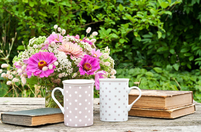 Download Coffee break stock image. Image of gardening, dotted - 32833705