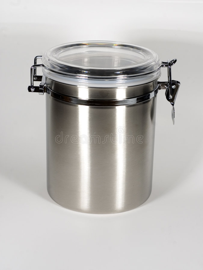 Download Coffee Canister stock photo. Image of object, java, glass - 51042