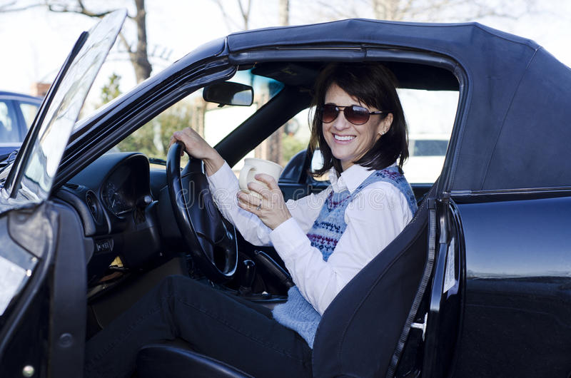 Download Coffee Car Royalty Free Stock Images - Image: 22670589