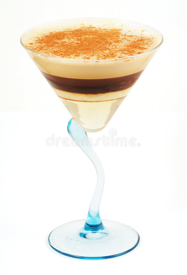 Download Coffee Cocktail In Glass #16 Stock Photos - Image: 3861503