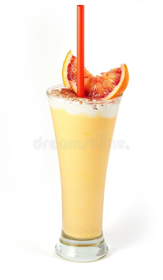 Download Coffee Cocktail In Glass #8 Stock Image - Image: 3495855