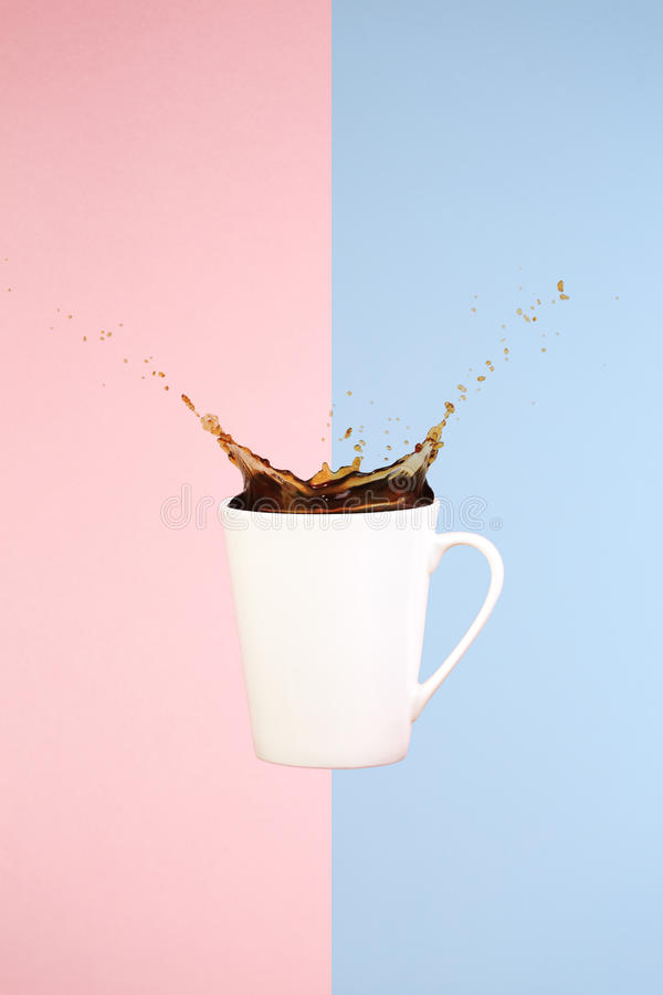 Coffee concept minimal art solid background coffee for Minimal art video