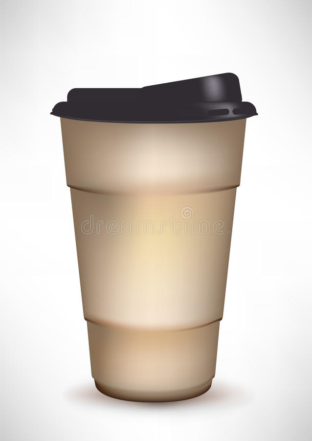 Download Coffee Container With Cap Stock Images - Image: 21619994