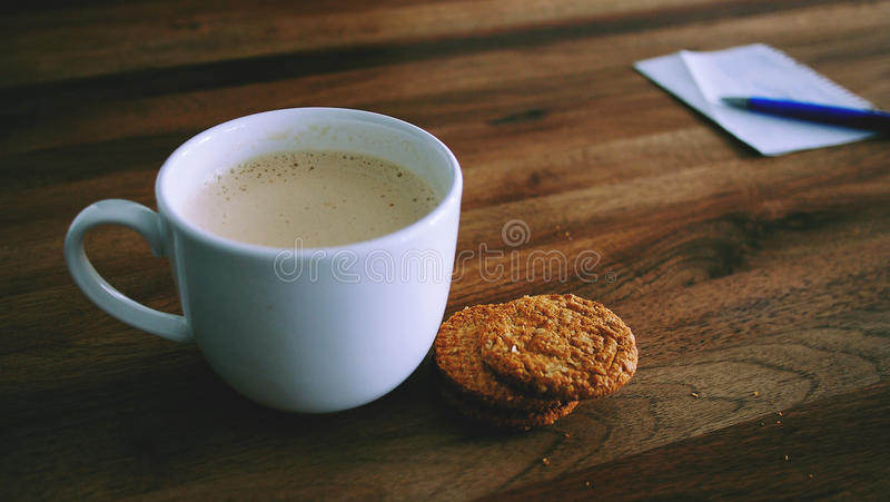 Coffee And Cookies Free Public Domain Cc0 Image
