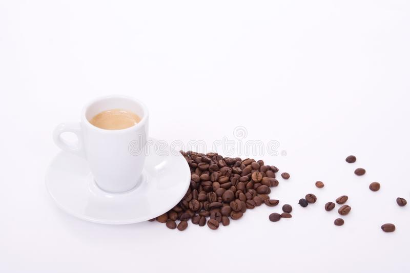 Coffee cup_03 royalty free stock photos