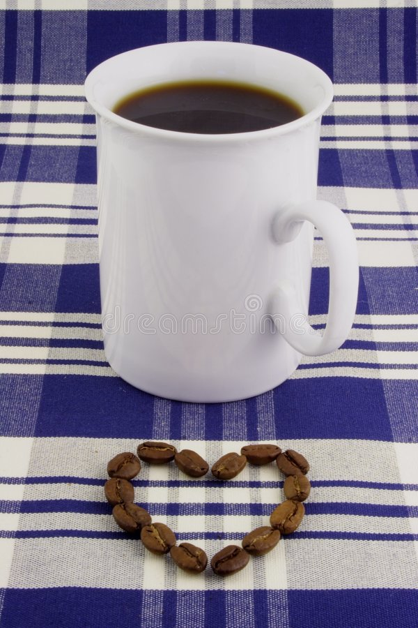 Coffee cup 1 stock photography