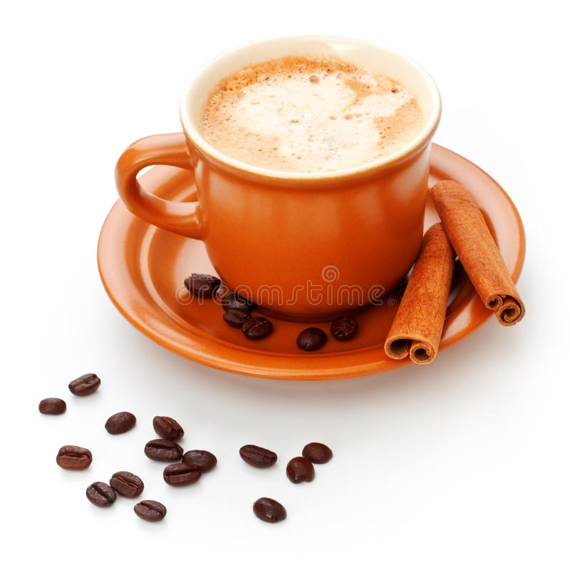 Download Coffee Cup stock photo. Image of cuisine, coffee, cappuccino - 18210024