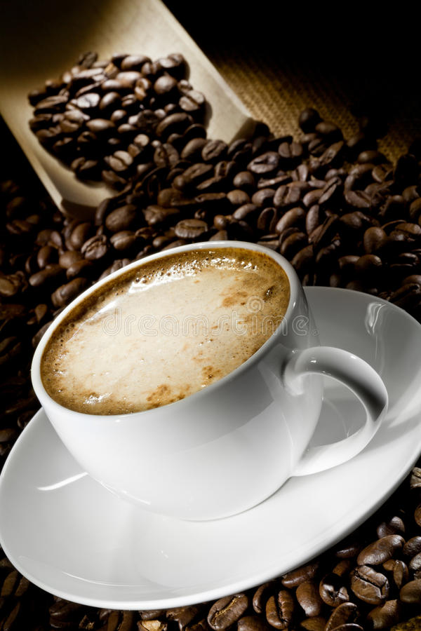 Download Coffee Cup Royalty Free Stock Images - Image: 19404209