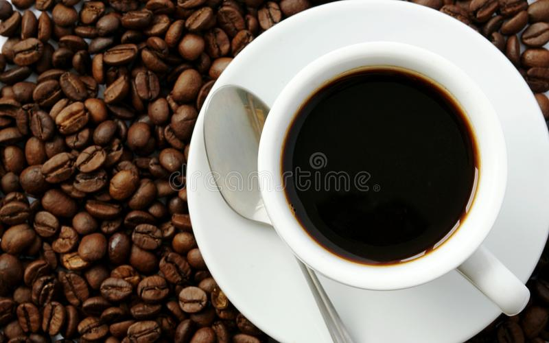 Download Coffee in a cup stock image. Image of texture, food, mocha - 22949921