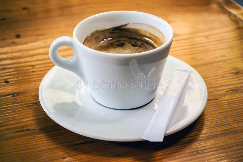 Download Coffee cup stock photo. Image of cappuccino, aromatic - 26102400