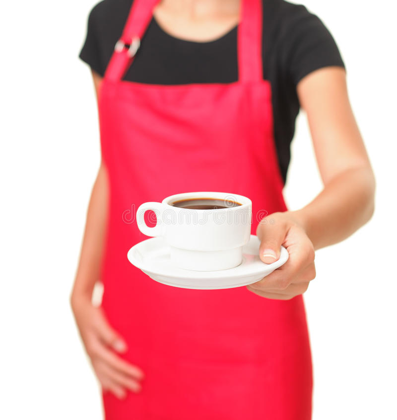 Download Coffee cup stock image. Image of person, holding, beverage - 27253715