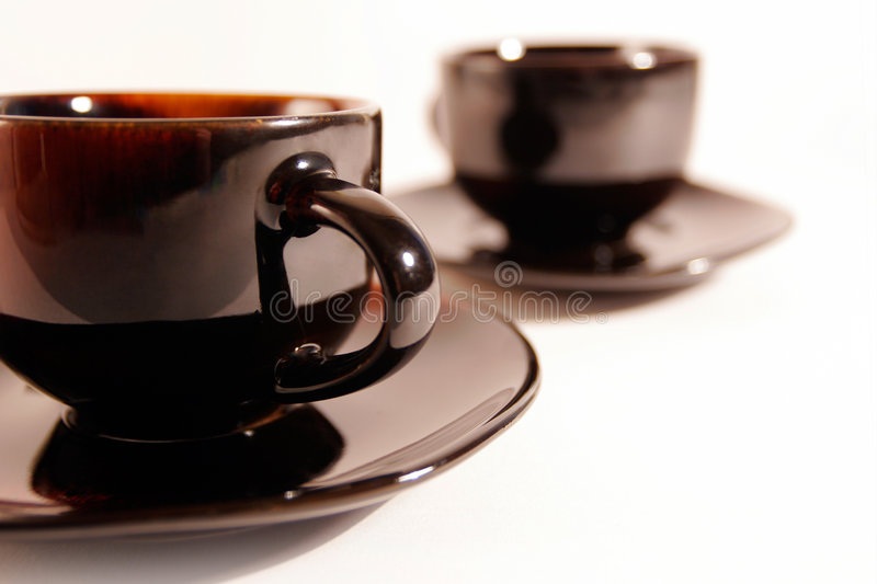 Coffee cup 4 stock image
