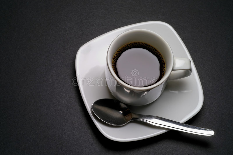 Coffee cup - cup of coffee royalty free stock photos