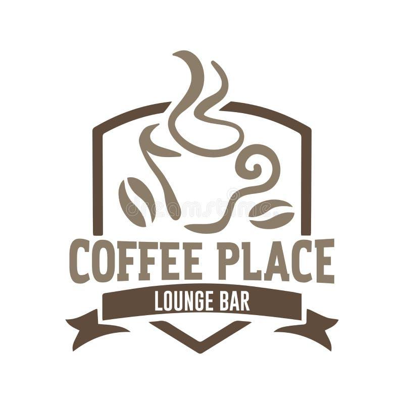 Coffee cup icon symbol vector illustration stock illustration