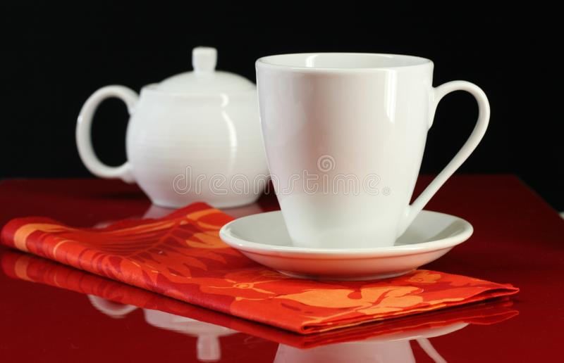 Download Coffee Cup and Pot stock photo. Image of event, modern - 4047464