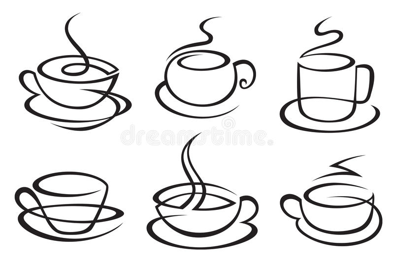 Download Coffee Cups Royalty Free Stock Photography - Image: 16564067