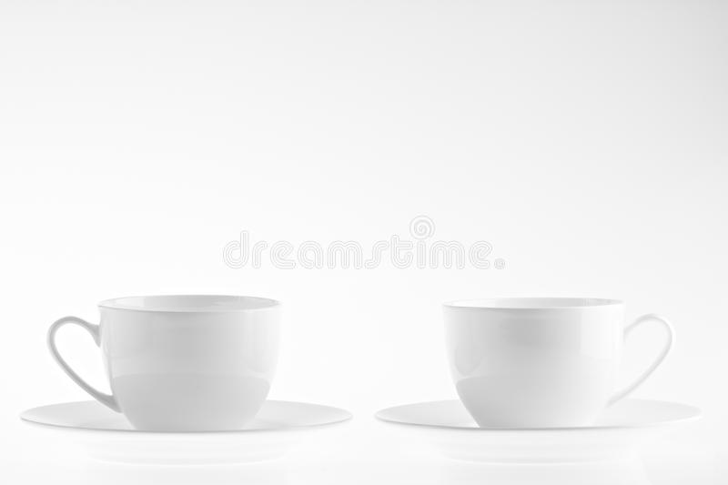 Download Coffee cups stock photo. Image of gently, porcelain, bone - 19661148