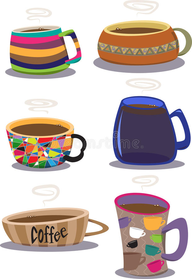 Download Coffee Cups Royalty Free Stock Photography - Image: 32390717