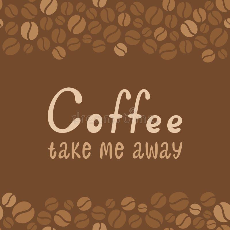 Download Coffee Design Lettering. Menu For Restaurant, Cafe Stock Illustration - Image: 34772451