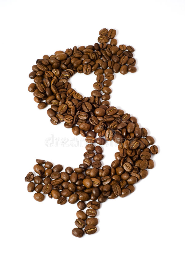 Download The coffee dollar stock image. Image of cocoa, caffeine - 2020795