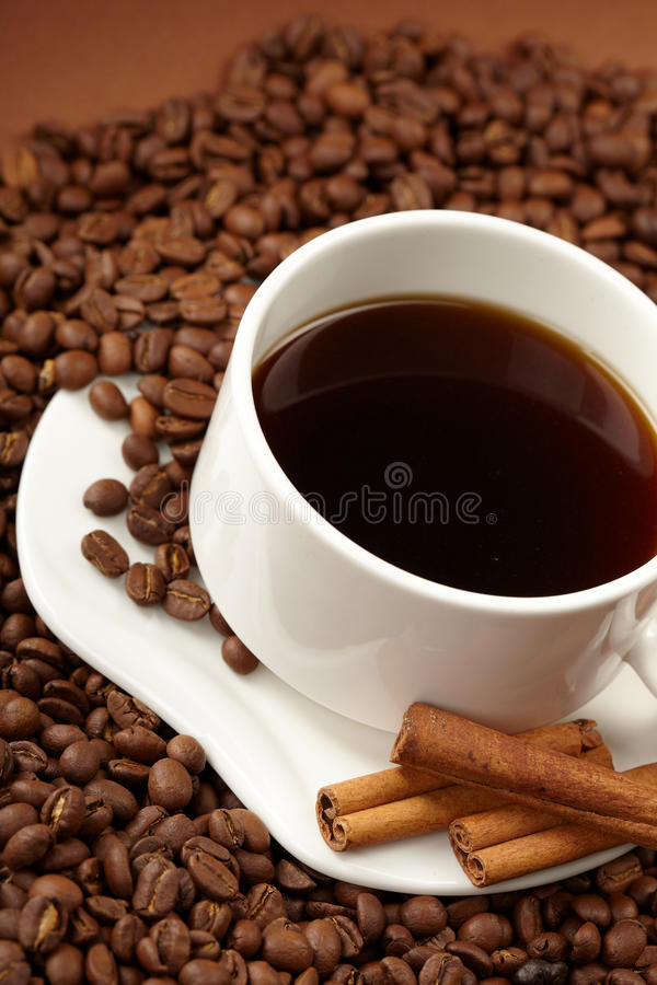 Coffee drink royalty free stock photos