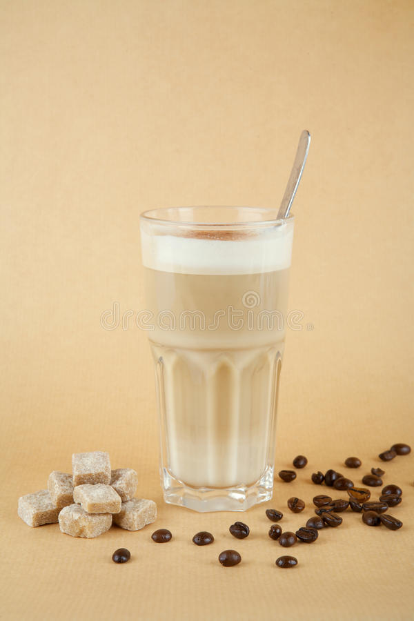 Coffee drink stock image