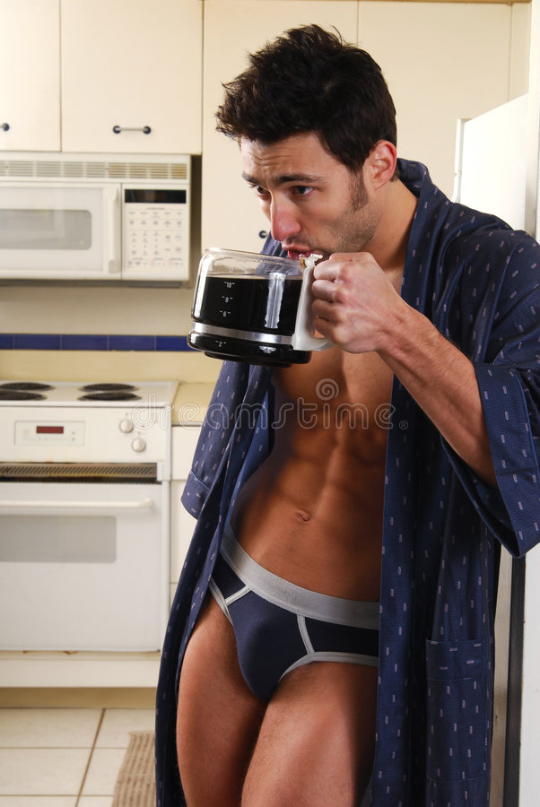 Free Coffee Drinker Stock Images - 5088374
