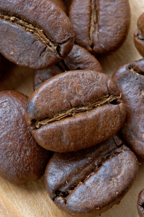 Free Coffee Grains Stock Image - 1086151