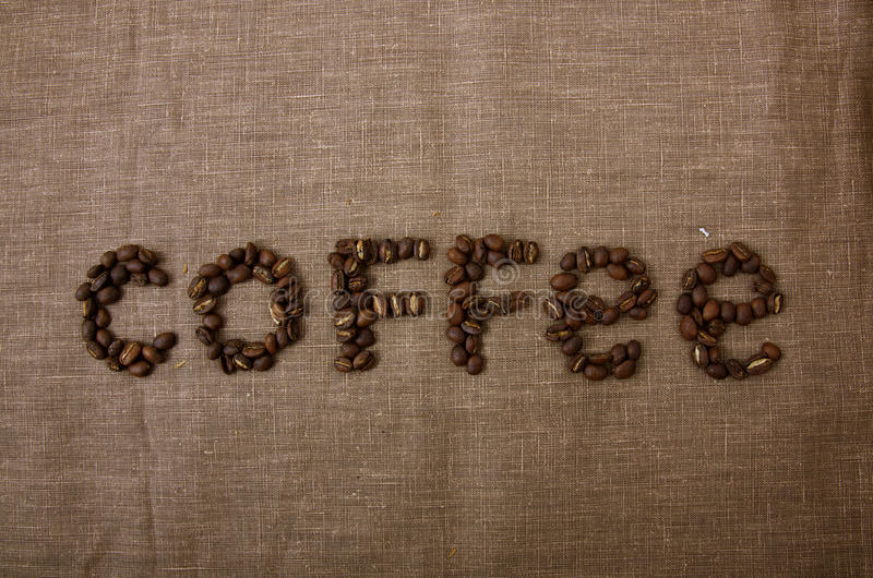 Download Coffee Grains Royalty Free Stock Photos - Image: 23122378