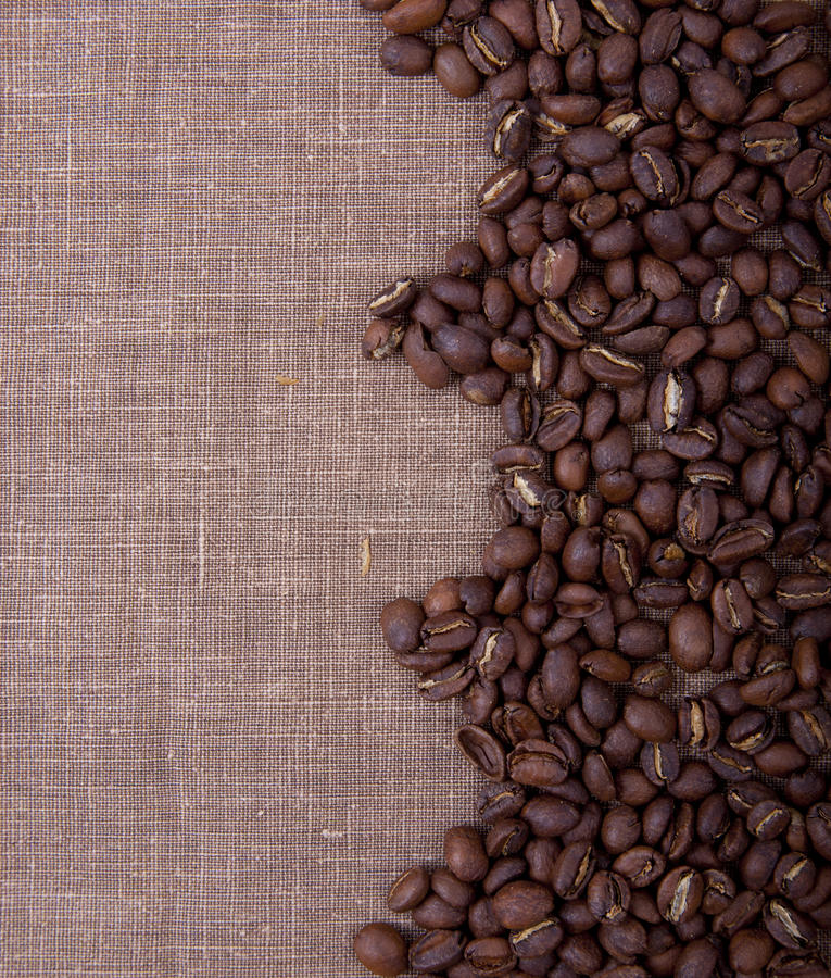 Download Coffee Grains Royalty Free Stock Photos - Image: 23222628