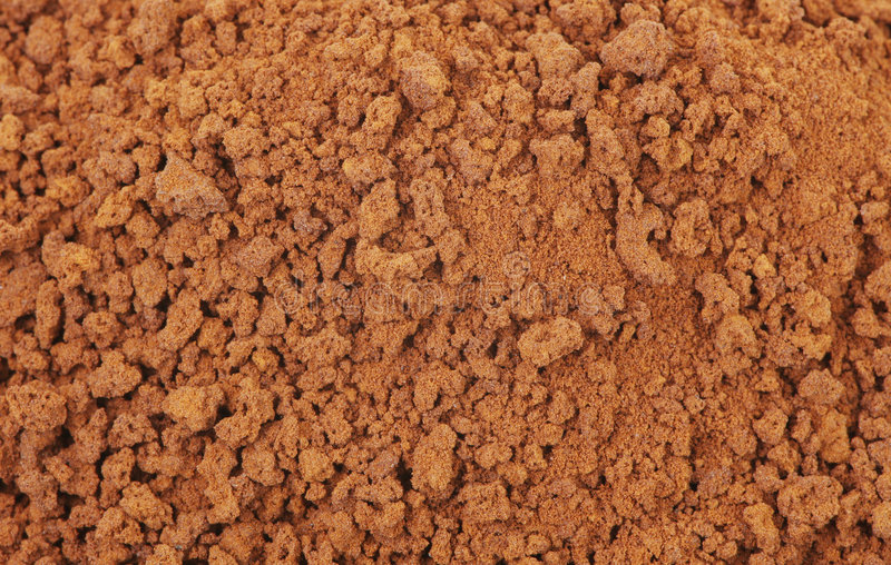 Download Coffee grains stock photo. Image of freeze, dried, grain - 7296102