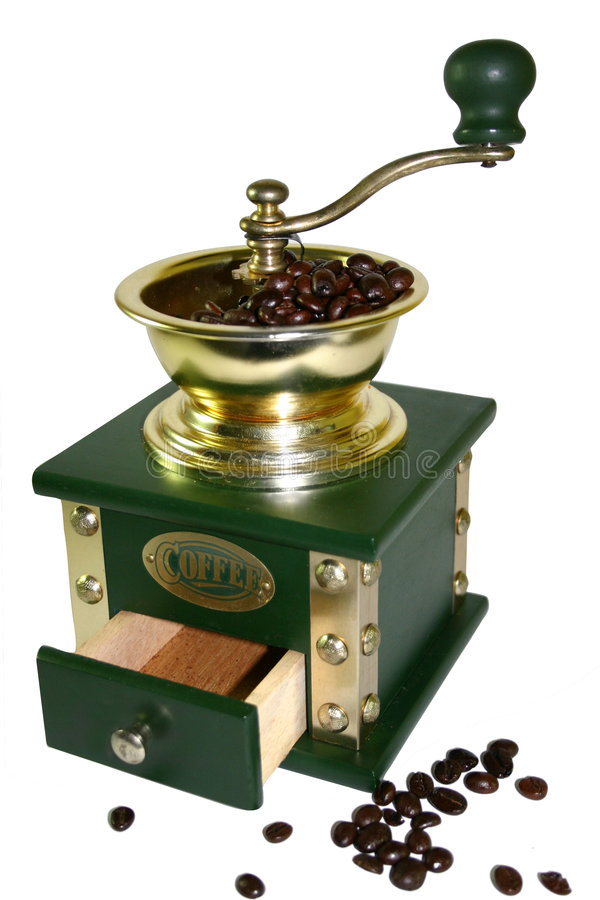 Download Coffee Grinder stock photo. Image of espresso, appliances - 9562