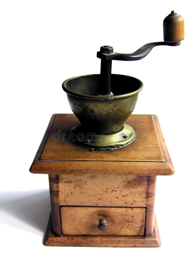 Download Coffee grinder stock image. Image of coffee, household - 103559