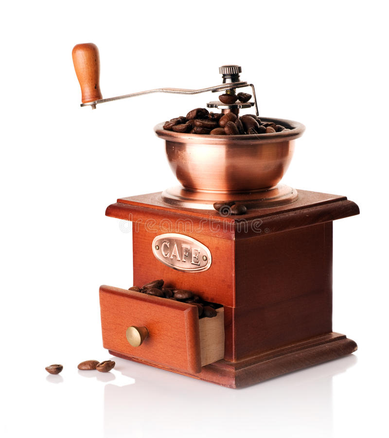 Download Coffee Grinder Stock Images - Image: 12384114