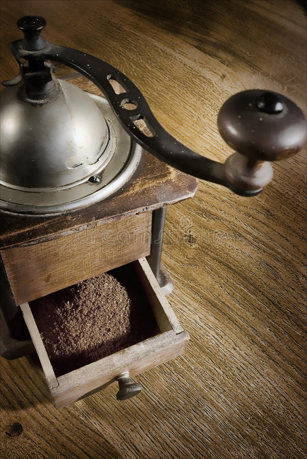 Free Coffee Grinder Royalty Free Stock Images - 13602569