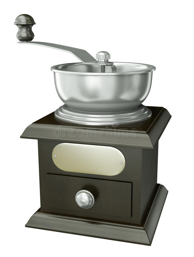 Download Coffee Grinder Stock Image - Image: 23412351