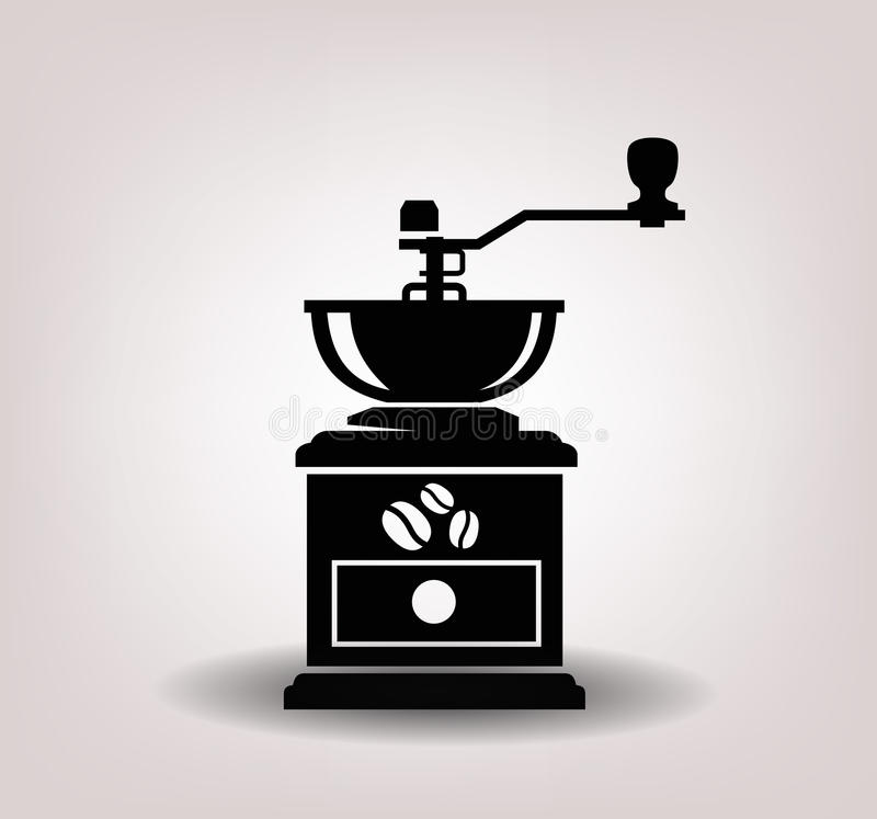 Free Coffee Grinder Royalty Free Stock Images - 37020109