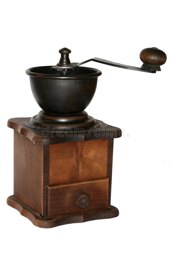 Free Coffee Grinder Stock Image - 4456961