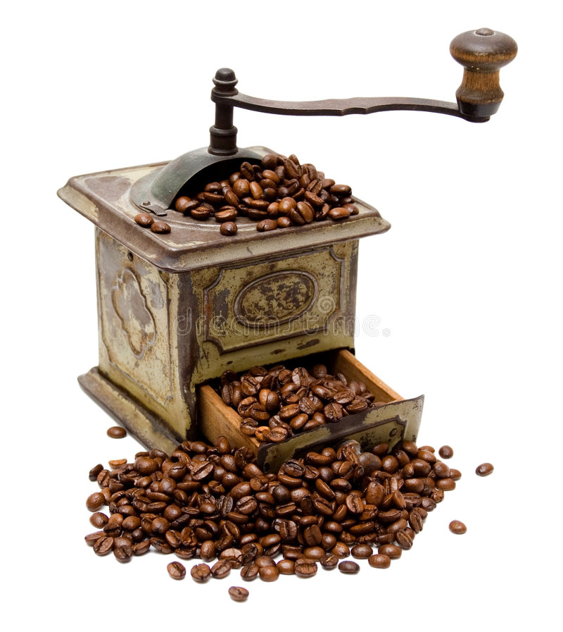 Download Coffee Grinder -5- Royalty Free Stock Images - Image: 2310409