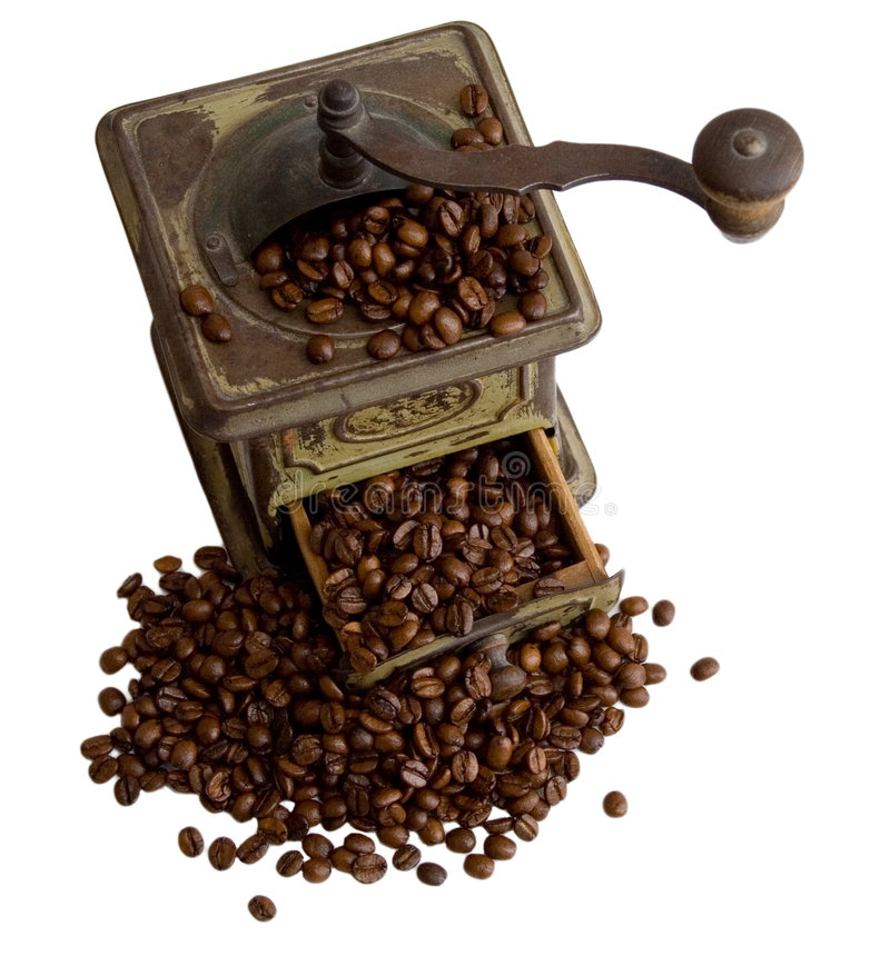 Download Coffee Grinder -6- Stock Photo - Image: 2310410