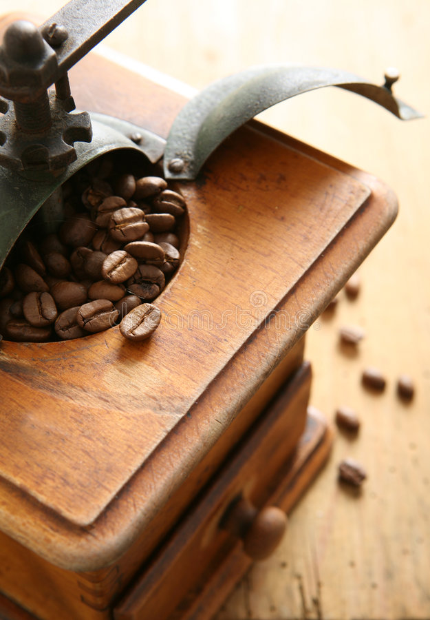 Free Coffee Grinder Stock Photo - 6655830