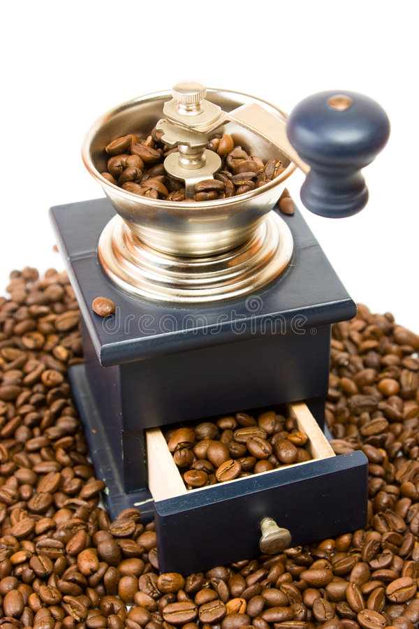 Free Coffee Grinder Royalty Free Stock Images - 9262159