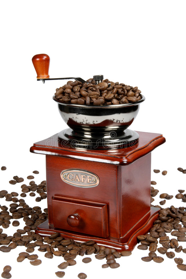 Coffee-grinder3 photographie stock libre de droits